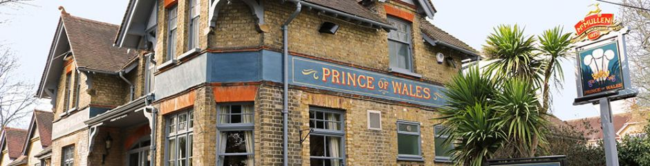 Prince of Wales, Cheshunt - McMullen
